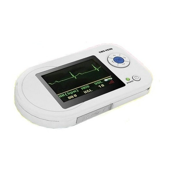 Professional Electronic Automotive Stethoscope Visual Digital Stethoscope ECG SPO2 PR Diagnostic USB Multi Function EKG Home Use multi function portable electronic stethoscope ecg spo2 for patient care doctor use healthcare and clinical test monitor