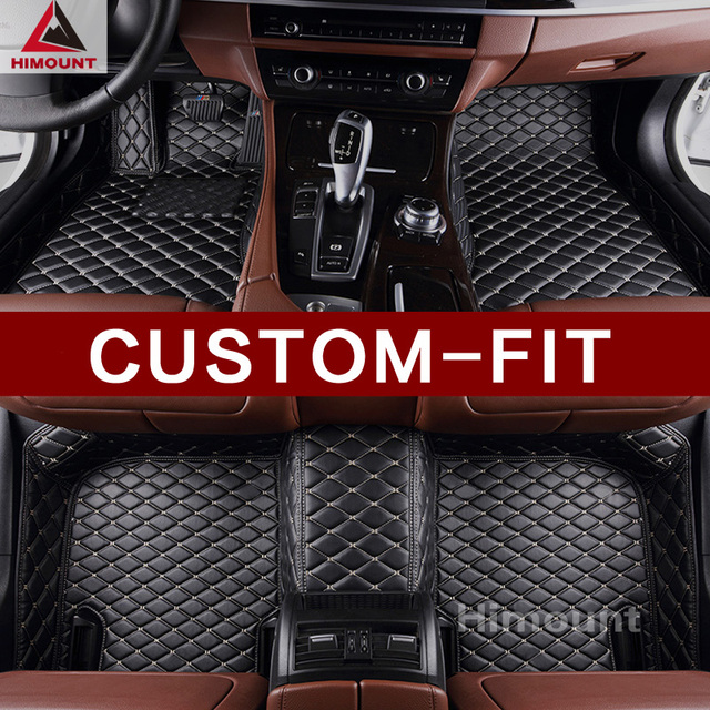 Custom Made Car Floor Mats For Bmw 3 Series E46 E90 E91 E92 E93 F30