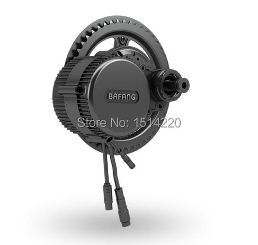 130Rpm a 120N.m Výkonné 48V 500W 8fun / bafang Mid / Center Motor Elektrické jízdní kola převodové sady pro elektrické kolo