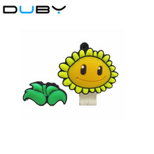 Cartoon flower 8GB 16GB 32GB USB 2.0 usb flash drive memory