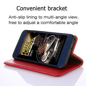 Image 3 - Leather Flip Case For V40 V30 LG K8 K10 Q8 2017 LV5 LV3 2018 For LG G7 ThinQ G6 G5 lite SE X3 X4 Q7 Q6 Q6+ Q6a Aristo 2 RAY X190