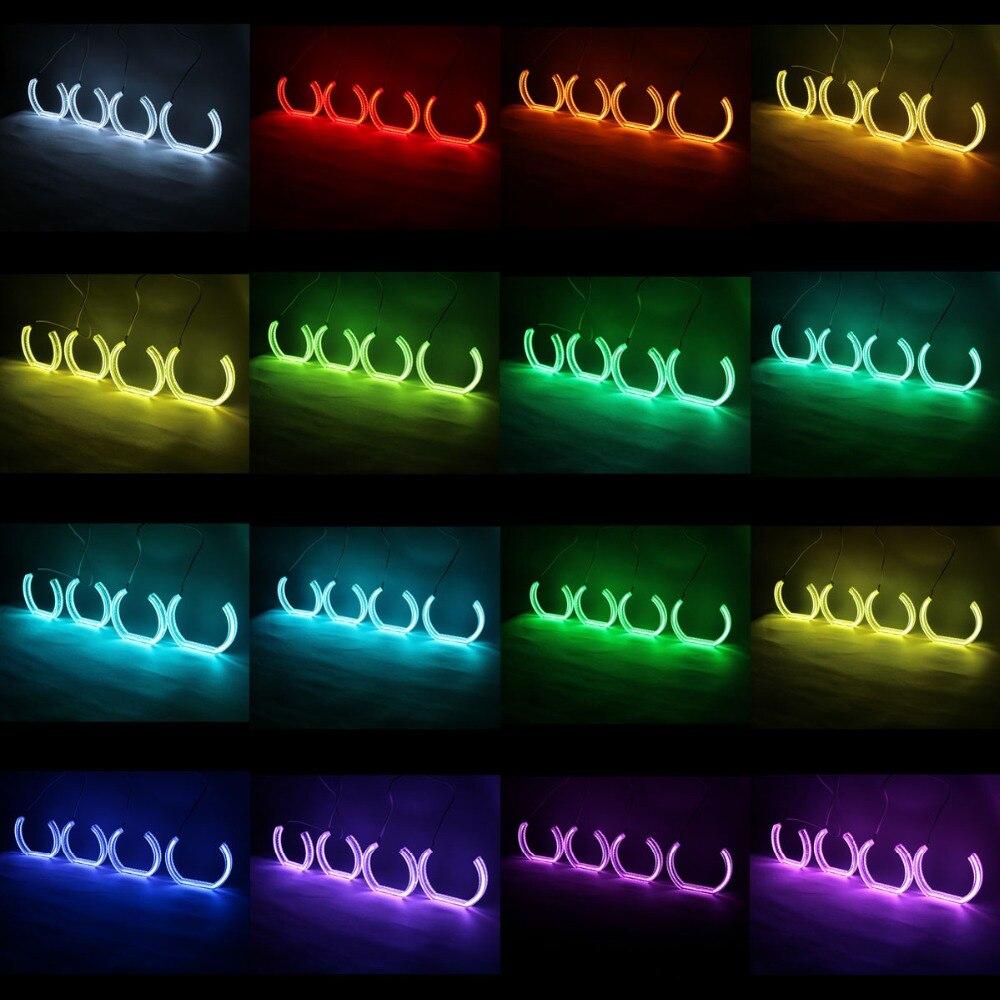 BMW F30 F31 F34 E71 E72 E70 E81 E82 E83 E87 E88 E90 E91 E92 E93 E46 angel eyes 3
