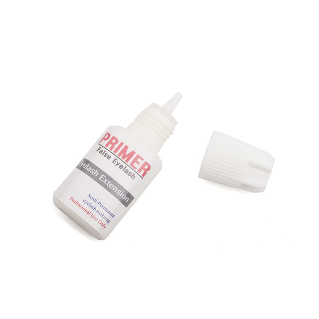 15ml Primer Cleaner Eye Lashes Application Eyelashes Cleaner Eye Lashes before Planting Eyelash Individual Lashes Makeup Tools 2