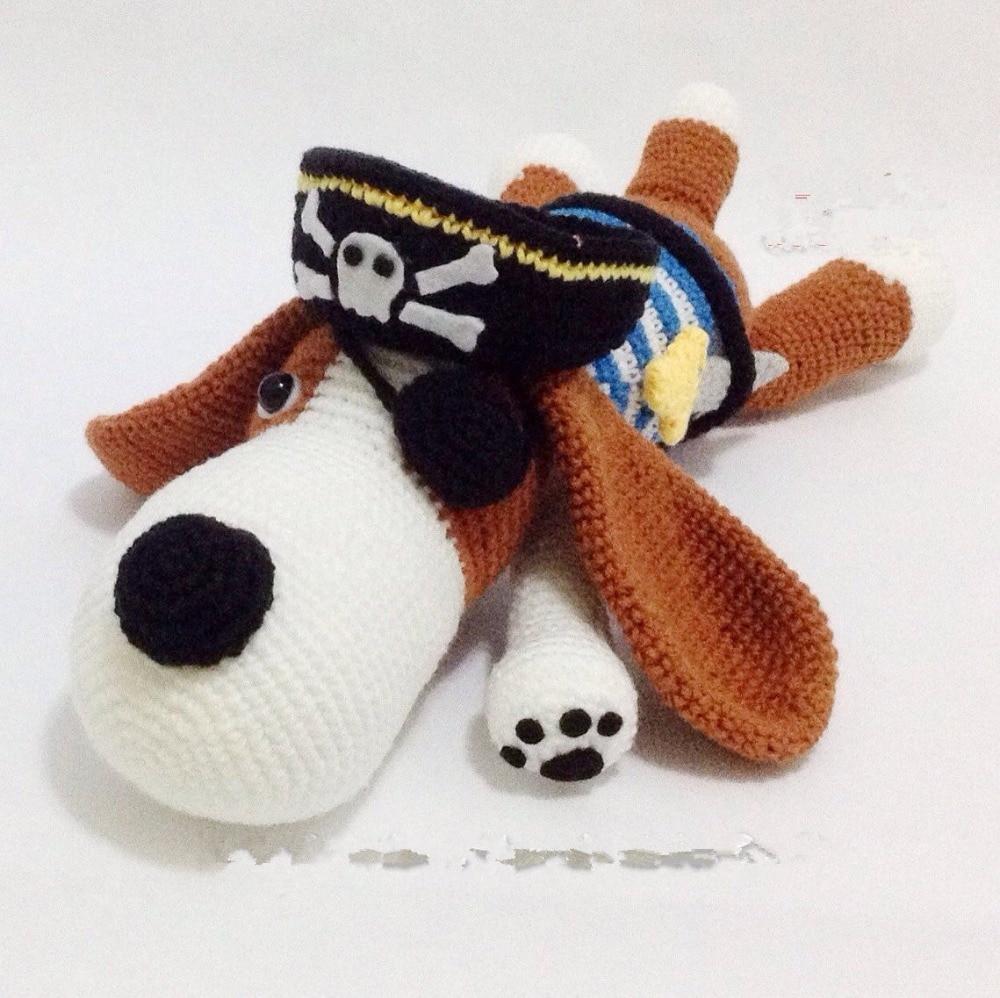 DIY Learn How to Crochet Dog Pup Puppy Doggy Toy Amigurumi Stuffed ... | 998x1000