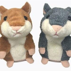 Russian Cute Talking Hamster S