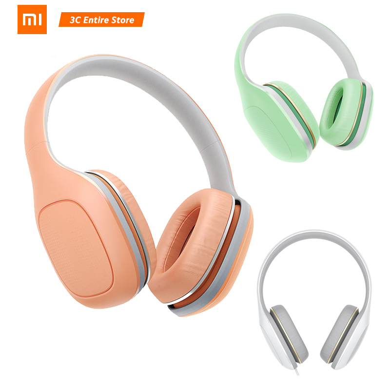 Original Xiaomi Headphone Easy Version 3 5mm Sterero Music HiFi Mi Headset Comfort Easiness Earphone For