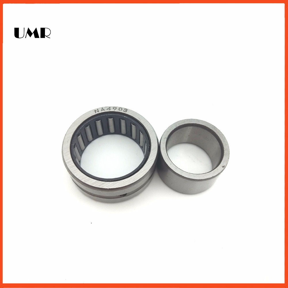 NA4924 needle bearings with inner ring 120x65x45 mm bearing