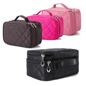 cosmetic bag Women Cosmetic case waterpr