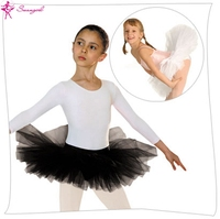 Child Ballet Stage Costume Classical Ballet Tutu Ballet Half Tutu Ballet Dancewear Ballet Skirt BT8989