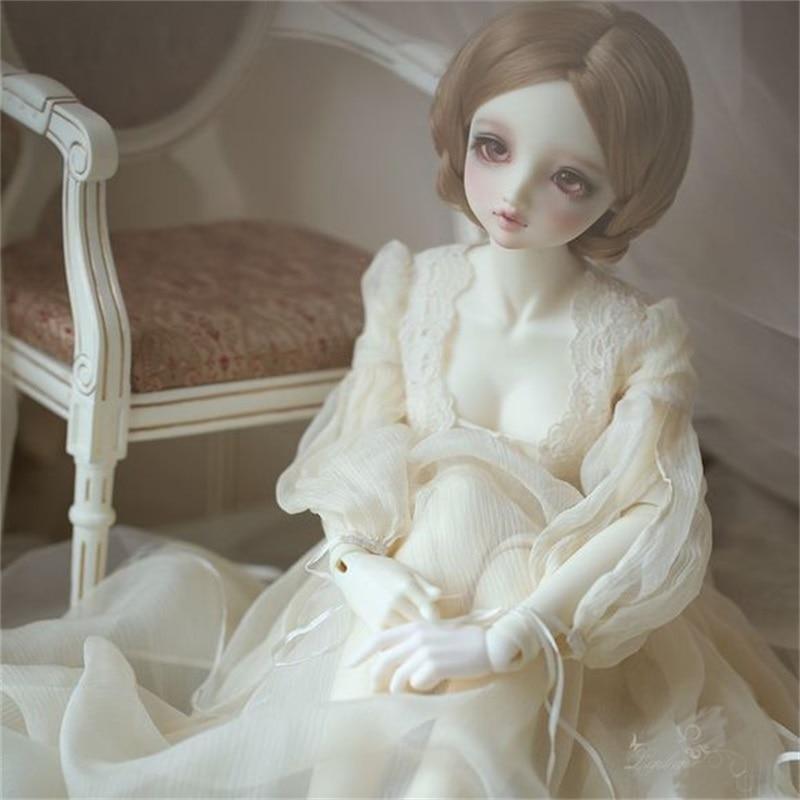 Lieselotte  1/3 bjd sd dolls model  girls boys eyes High Quality toys  shop resin 2