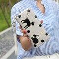 Новый Стиль Женщины Кошелек Милый Кот Сумки Сцепления Женщина С Длинными кошелек Монета Держатель Карты Портмоне Мода Дамы Gitf Деньги мешок