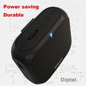 Image 3 - Rolton K400 Tragbare Verstärker Stimme Megaphon Booster mit Wired Mikrofon Lautsprecher Lautsprecher FM Radio MP3 Lehrer Ausbildung