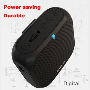 Image 3 - Rolton K400 נייד קול מגבר מגפון מגבר עם Wired מיקרופון רמקול רמקול FM רדיו MP3 מורה אימון
