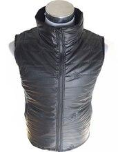 все цены на Invisible hard steel armor vest Interfax neck self-defense anti- cut knife онлайн