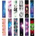 Free Shipping 1pcs 24*122cm Thick Skateboard Longboard Griptape Deck Sandpaper Grip Tape Sticker Long Board Sand Paper Grip Tape