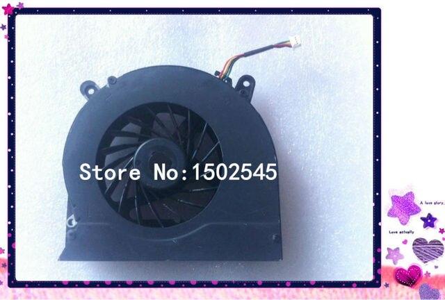 Livraison gratuite original ordinateur portable ventilateur CPU ventilateur de refroidissement pour DELL XPS M1730 ventilateur CPU WW425 DFS651712MC0T 080807