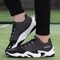 De Malla transpirable Zapatos Casuales Entrenadores Correr Deporte Zapatos de Hombre Zapatos de Los Planos de Los Hombres Mezclados del Color Hombre Caminando Zapatos Zapatillas