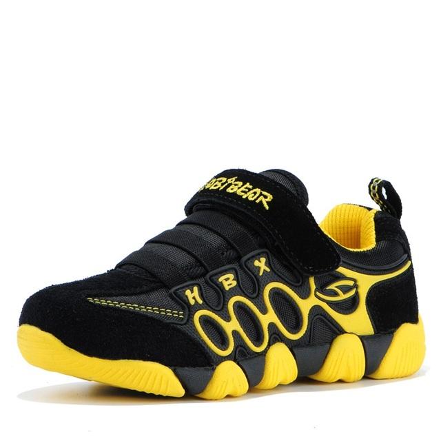 HOBIBEAR Envío Gratis Nueva Primavera y Otoño Zapatillas de Deporte Del Muchacho el tendencia de Los Zapatos Zapatos de Los Niños Zapatos Corrientes Zapatos de La Muchacha A597