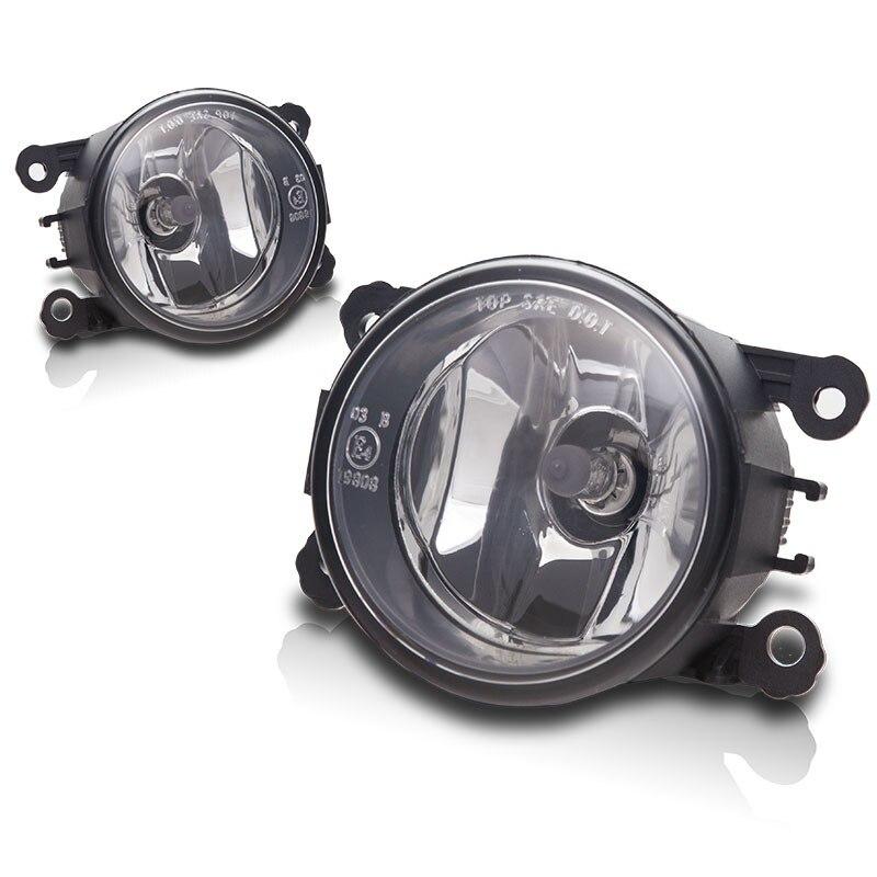 For 05 Freestyle Ranger STX 08 Focus 07 Navigator Glass Fog Light Lamp RL H New