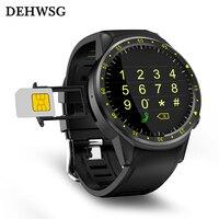 F1 deporte Smart Watch reloj con cámara bluetooth GPS smartwatch tarjeta SIM reloj para Android IOS teléfono Dispositivos de vestir