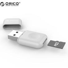 Orico usb3.0 crs12 tf карт mini card reader мобильный телефон Tablet PC USB 3.0 5 Гбит для Микро-tf Карты Памяти Flash
