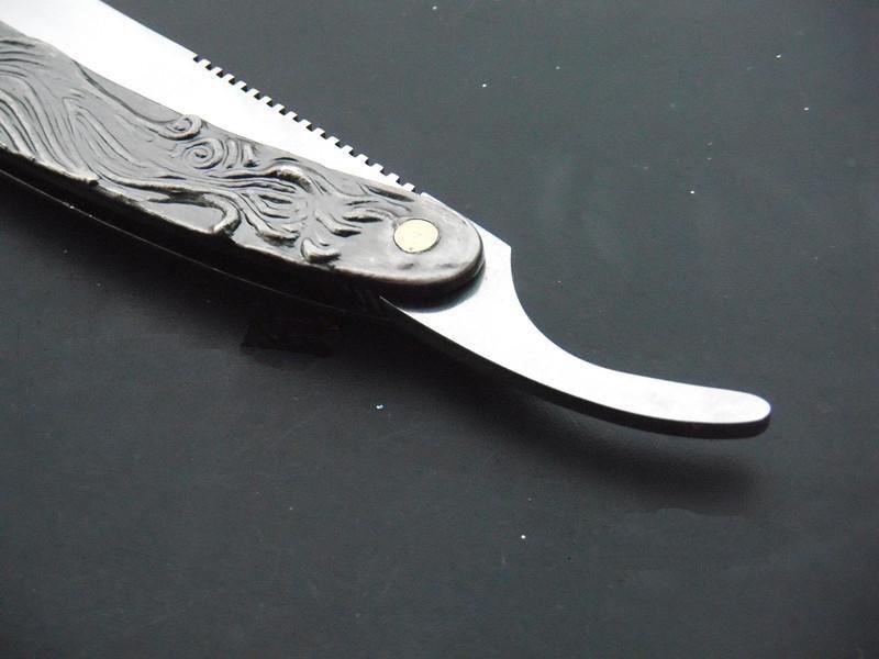 Professional Straight Edge Stainless Steel Shaper Barber Razor Folding Shaving Knife Aluminum Vintage Shaver 6.jpg