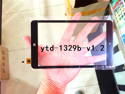 New original ytd-1329b-v1.2 tablet multipoint capacitive touch screen free shipping