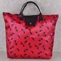 Women's Stylish Waterproof Tote Shoulder Bag 2017 New Foldable Tote Bags Handbags Purses free shipping
