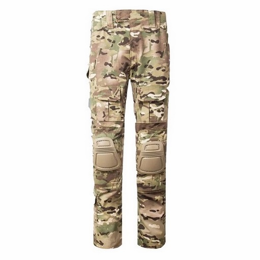 ARMY BEIGE+BLACK+GREEN CAMO DESIGN OVER THE KNEE HIGH COTTON SOCKS CAMOUFLAGE