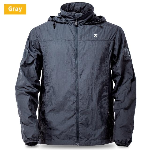 CORDURA Waterproof Lightweight Hooded Jacket 5