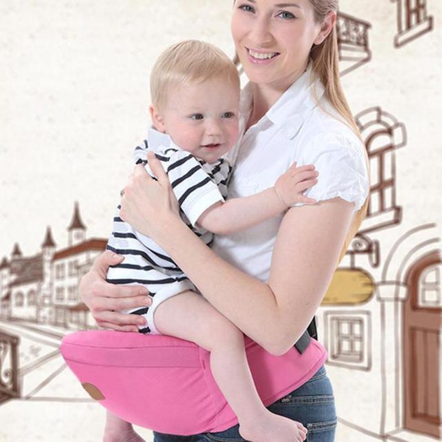 Baby Carrier Waist Stool Walkers Baby Sling Hold Waist Belt Backpack Hipseat Belt Kids Infant Hip Seat