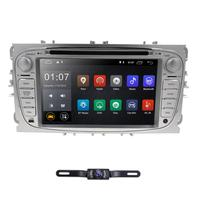 android 9.0 2 din Car multimedia Player for FORD FOCUS Mondeo S MAX C MAX Galaxy kuga GPS stereo
