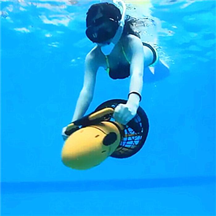 High Quality Speed Up Underwater Propulsion Propeller Sea