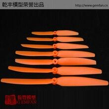Direct Dirve Props Size 5030 6030 7035 8040 8060 9050 1060 10pcs/Lot Electric Model Airplane Propeller Plastic Gemfan Propeller