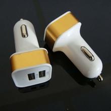 High quality USB charger,iPod Cell Mobile Phone car charger free shipping 20pcs/lot
