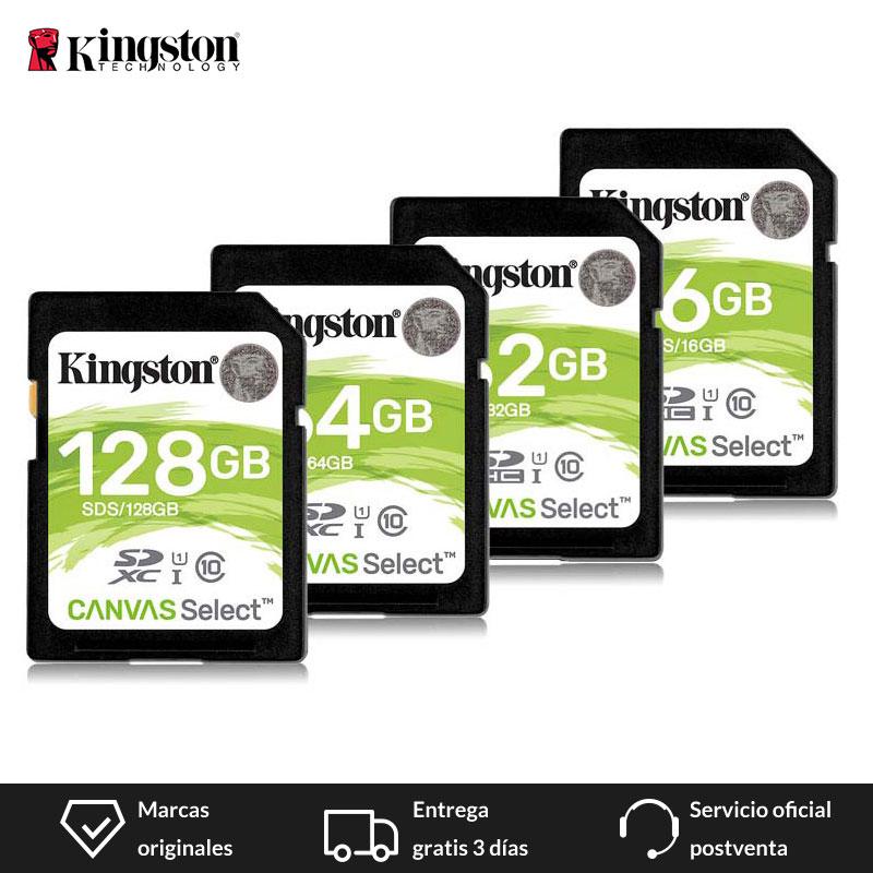 Kingston SD Karte 16 GB/32 GB/64 GB/128 GB SDHC Class 10 UHS-I 80 MB/s reader Für Android SmartPhone