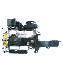 Оригинал испытания DQ500 DL501 0B5 TCU TCM 7 Авто скорость Трансмиссия клапан соленоида проводящая плита Подходит для AUDI VW Восстановленное
