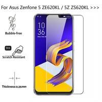 Schermo di Protezione In Vetro Asus 5Z ZS620KL Vetro Temperato Per Asus Zenfone 5Z ZS620KL Vetro Anti Scratch Zenfone 5 ZE620KL
