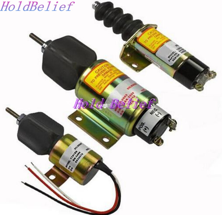 Solenoid part number is 2003-12E2U1B2S2A For Woodward Solenoid part number is 2003-12E2U1B2S2A For Woodward