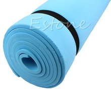 177*50 Yoga Mat Dampproof Sleeping Soft and comfortable Mat Exercise Foam