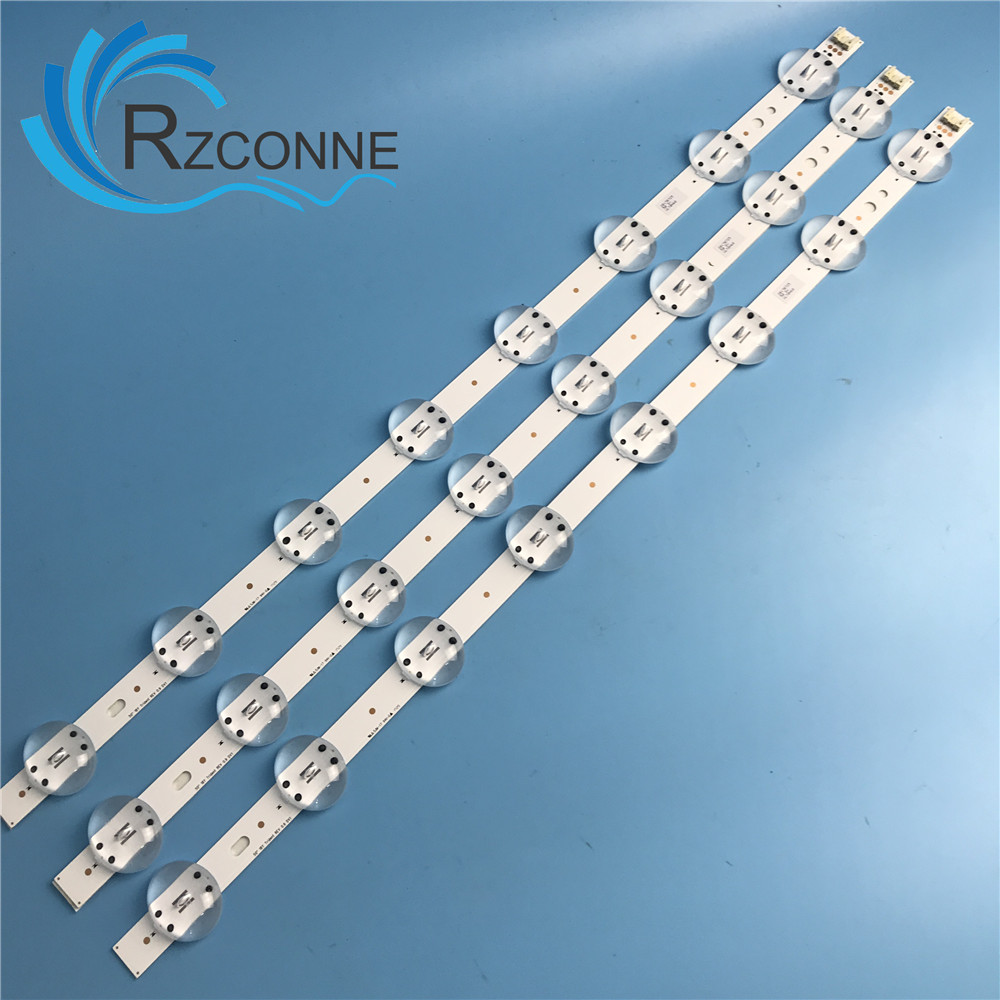 520mm LED Backlight Strip 8 Lamp For LG TV 50