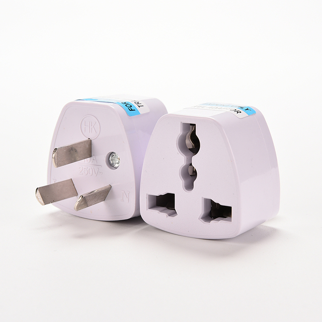 1pc Universal Eu Uk Us Ger Au Chn Plug Adapter European