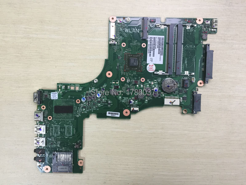 Free Shipping V000318060 for Toshiba Satellite L55DT-A5253 motherboard  A6-5200 2.0Ghz  CPU.All functions 100% fully Tested ! v000138330 laptop motherboard for toshiba satellite l300 ddr2 full tested mainboard free shipping