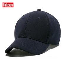Men's Baseball Cap Adjustable Cap Quick Dry Hats For Summer Solid Color Fashion Snapback Fall hat