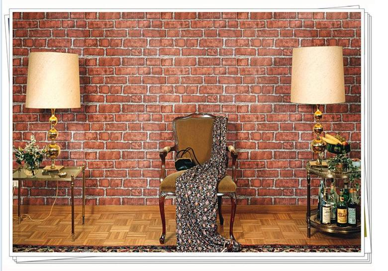 free shipping cafe wallpaper wallpaper background pvc sticky