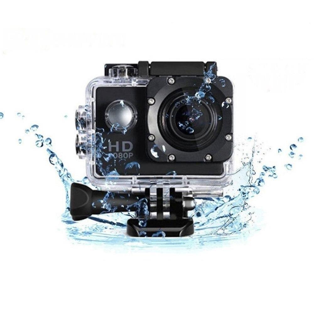 CUJMH 1080 P HD Schießen Wasserdichte Digital Video Kamera COMS Sensor Weitwinkel Objektiv Kamera Für Schwimmen Tauchen