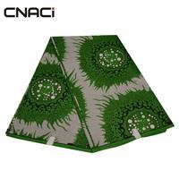 CNACI 6 Yards Super Daviva   Fabrics   Nigeria African   Fabric   Wax Print Newest Printed   Fabric   For Dress Patchwork For Evening Dress