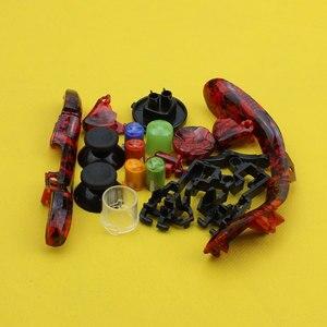 Image 2 - Cltgxdd Kablosuz Oyun Denetleyicisi sert çanta Gamepad Koruyucu Kabuk Kapak Ile Tam Set Düğme Analog Sopa Tamponlar XBox 360