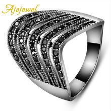 2014 New Size 7-9 White Gold Plated Vintage Style Jewelry Big Nail Ring For Women