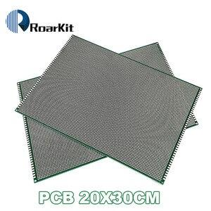 Image 1 - 5 stks/partij 20x30 cm PROTOTYPE PCB 2 layer 20*30 panel Universal Board double side